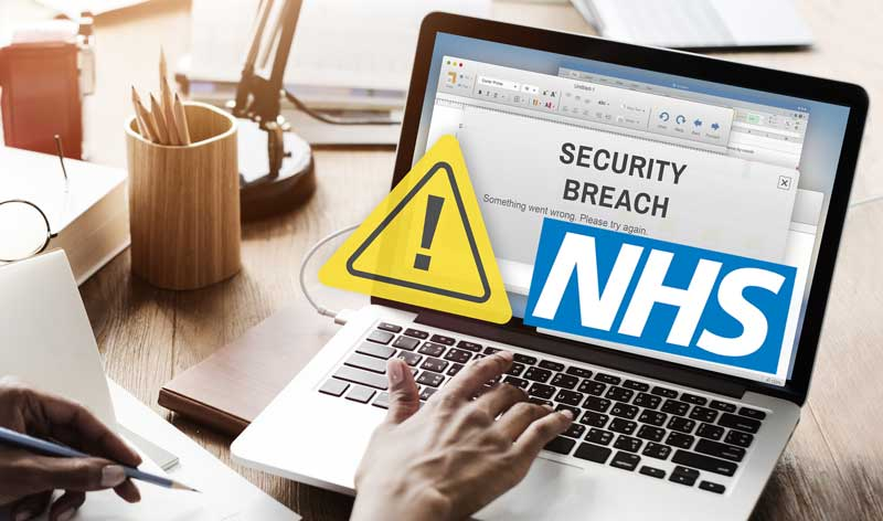 NHS ransomware